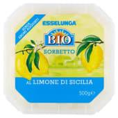 Esselunga Bio, sorbetto al limone di Sicilia biologico 500 g