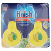 Finish, deodorante limone & lime conf. 2x4 ml