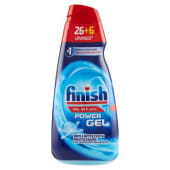 Finish, Tutto in 1 Max gel concentrato 26+6 lavaggi