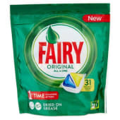 Fairy, Original All in One al limone 31 caps