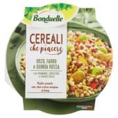 Bonduelle, Cereali che piacere orzo farro e quinoa rossa 200 g