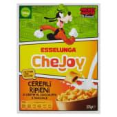 Esselunga CheJoy, cereali ripieni di crema al cioccolato e nocciole 375 g
