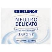 Esselunga, Neutro&Delicato sapone conf. 2x100 g