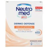 Neutromed, pH 4.5 Dermo Defense Delicatezza detergente intimo 200 ml