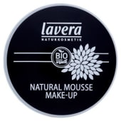 Lavera Bio Fondotinta mousse ivory 01 15 g