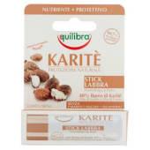 Equilibra, Linea nutriente Karité stick labbra 5,5 ml