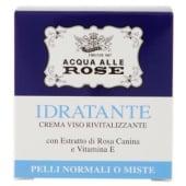Roberts, Acqua alle Rose, Idratante crema viso rivitalizzante pelli normali o miste 50 ml
