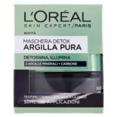 L'Oréal Paris, Argilla Pura maschera detox 50 ml