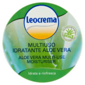 Leocrema, Multiuso Idratante Aloe Vera 150 ml
