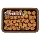 Aia, polpettine cotte con pollo carote e spinaci 400 g