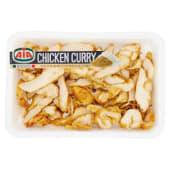 Aia, chicken curry tagliata di petti di pollo al curry 350 g