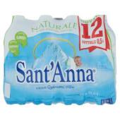 Sant'Anna, naturale conf. 12x500 ml