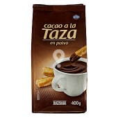 Cacao polvo a la taza