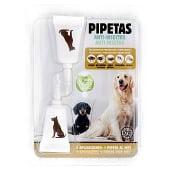 Pipetas perro tratamiento preventivo y repelente insectos