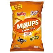 Snack mixups favoritos bolsa 180 gr