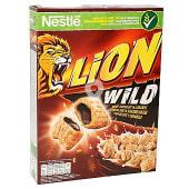 Cereales lion wild caja 410 gr