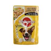 Alimento perros adultos de pollo y verdura