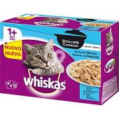 Casserole selección de pescado en gelatina para gatos pack 12 unidades 85 g