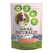 NATURALLY ADULT pienso para perros adultos con salmón y arroz
