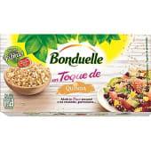 Un toque de quinoa blanca para ensalada pack 2 lata 60 g neto escurrido