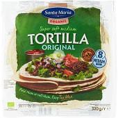 Tortilla ecológica super tierna bolsa 320 g