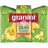 Zero néctar de melocotón sin azúcares añadidos pack 3 envases 200 ml