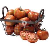 Tomate rosa calnegre bandeja 1 kg