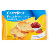 Carrefour Fette Biscottate Classiche 9 X 36 G