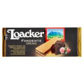 Loacker Fondente Dark Noir 150 G