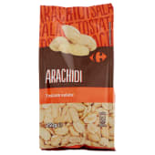 Carrefour Arachidi Tostate Salate 250 G