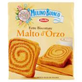Mulino Bianco Fette Biscottate Malto D'Orzo 315G