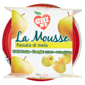 Chini La Mousse Passata Di Mela 2 X 100 G