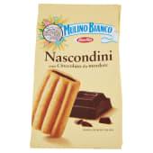 Mulino Bianco Nascondini Con Cioccolato Da Mordere 330 G