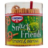 Cameo Snack Friends Sticks & Bretzel 300 G