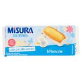 Misura Dolcesenza 6 Plumcake Preparati Con Yogurt 190 G
