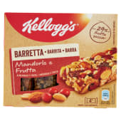 Kellogg'S Barretta Mandorle E Frutta 4 X 32 G