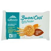 Galbusera Buonicosì Senza Zuccheri Aggiunti Ai 4 Cereali E Ricco Di Fibre 300 G