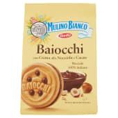Mulino Bianco Baiocchi Con Crema Alla Nocciola E Cacao 260 G
