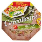 Bonduelle Cereallegre Cous Cous Con Pollo E Verdure 200 G