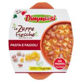 Dimmidisì Le Zuppe Fresche Pasta E Fagioli 620 G