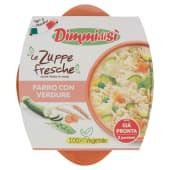 Dimmidisì Le Zuppe Fresche Farro Con Verdure 620 G