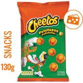 Snacks Milho Futebolas Sabor Queijo Cheetos (emb. 130 gr)