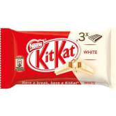 Chocolate Kit Kat White Nestlé (3*41,5g)