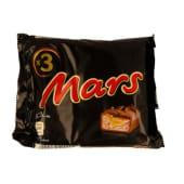 Chocolate Mars (emb. 3 x 45 gr)