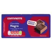 Tablete de Chocolate Preto Continente (emb. 100 gr)