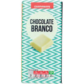 Tablete de Chocolate Branco Continente (emb. 100 gr)