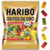Gomas Ositos De Oro Haribo (emb. 100 gr)