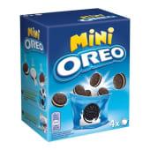 Bolacha Recheada Chocolate Mini Oreo (emb. 160 gr)
