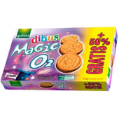 Bolachas Magic O2 Gullón (emb. 315 gr (+ 50% oferta Incluído na emb.))