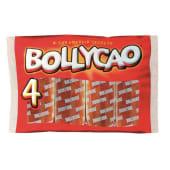 Bolo Recheio Chocolate Bollycao (emb. 4 x 57 gr)